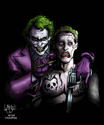 Jokers by ChrisMcJunkin