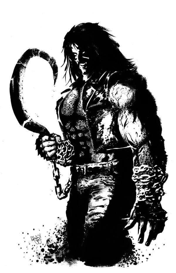 Lobo by ChrisMcJunkin