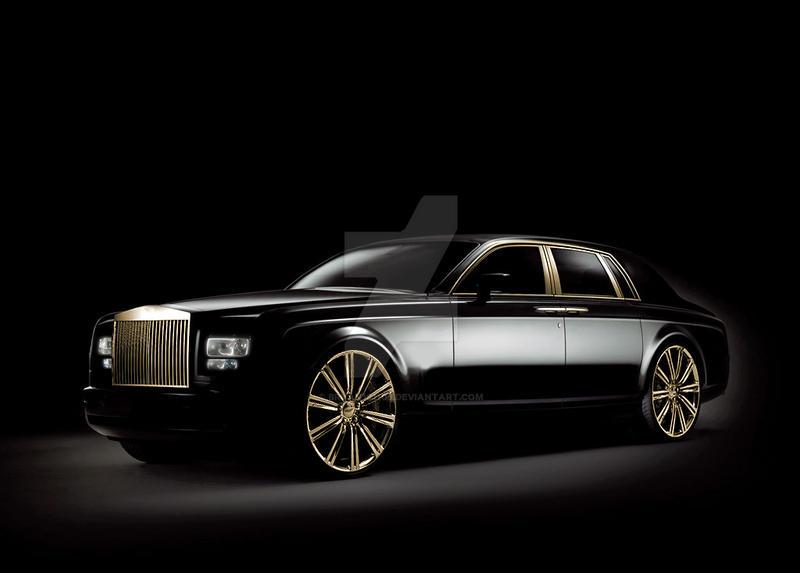 phantom customized rolls royce -#main