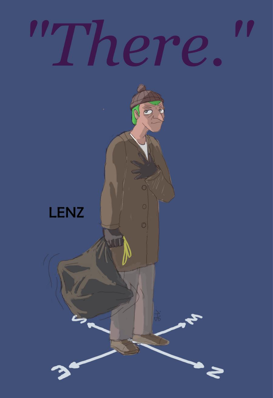 Randy Lenz by fantodstic
