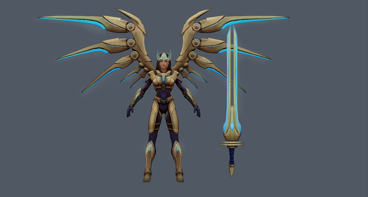 kayles wings are now - photo #3