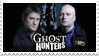ghost hunters stamp by Sabattier