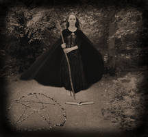 Magick in the Forest by Sabattier