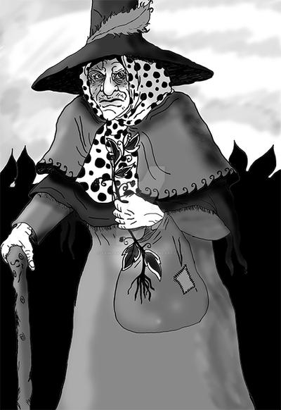 Old Mombi by saintfighteraqua