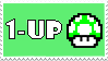 1-up Stamp by majedTB