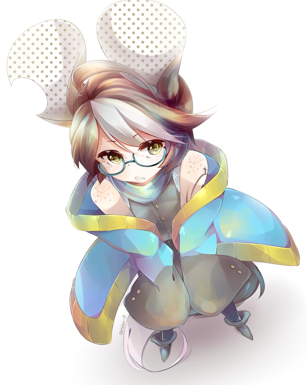 Little Chuuya by fleesveon