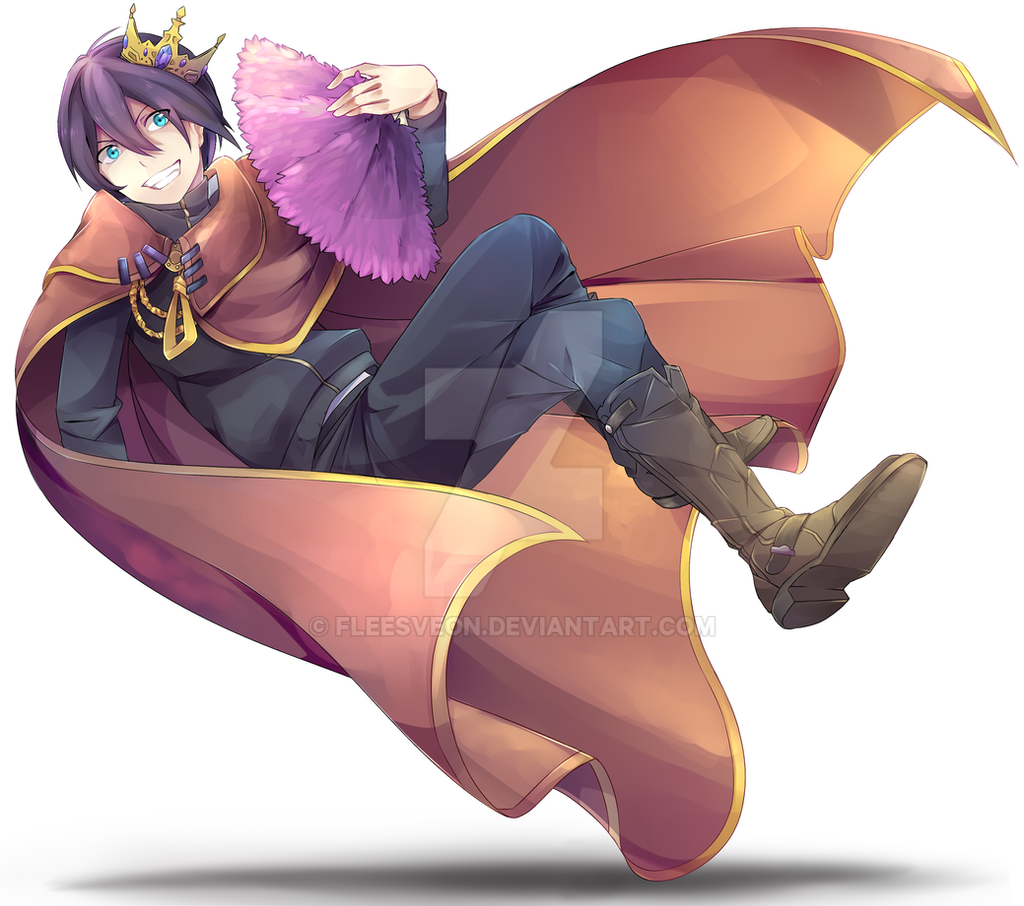 Yato King by fleesveon on DeviantArt