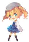 :CM: Chubird - Soft Shading Chibi