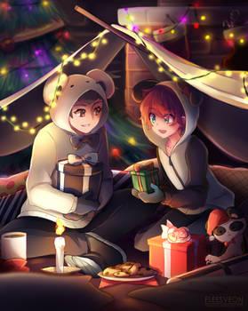 :CM: Merry Christmas - Digital Ilustration
