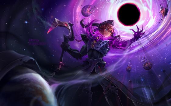 :CM: Moonlit101- Digital Painting