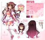 :CM: Myun - Reference Sheet