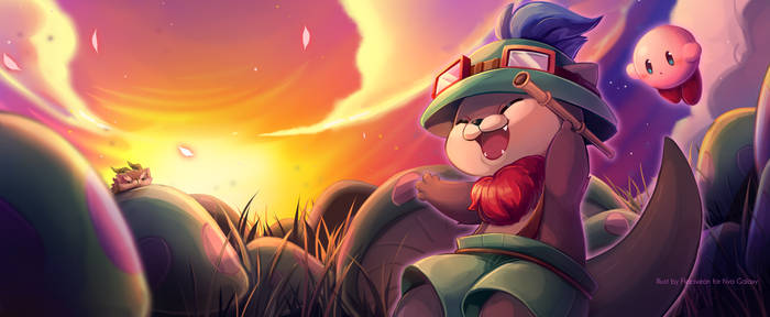 Teemo Otter - League of Legends