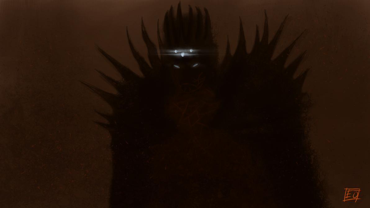 Morgoth Speedpaint by Darethus