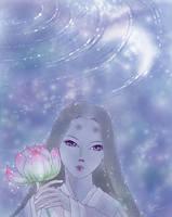 Kaguya Hime by aruarian-dancer