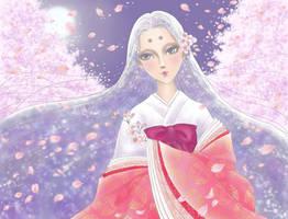 Sakura Fubuki by aruarian-dancer