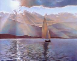 Singing Lake by aruarian-dancer