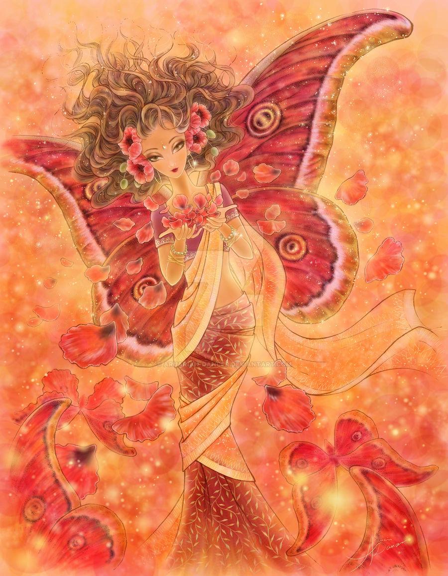 Crimson Wings