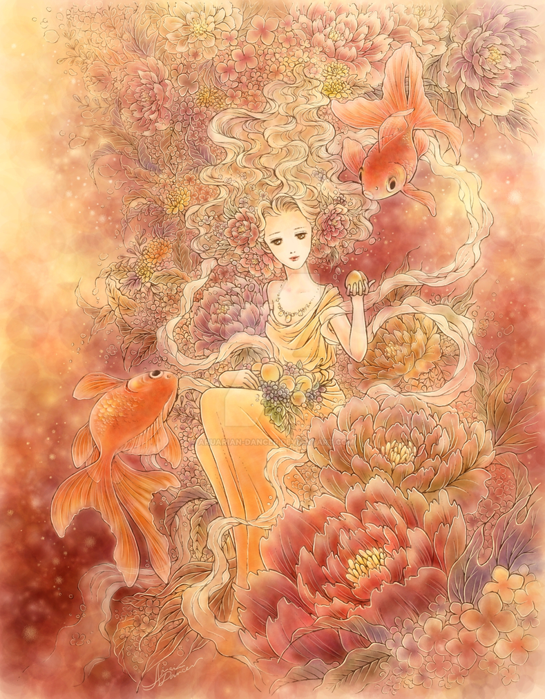 Abundance by aruarian-dancer