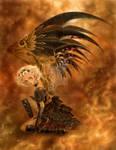 Steampunk Dark Angel