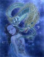 Dragon Lore by aruarian-dancer