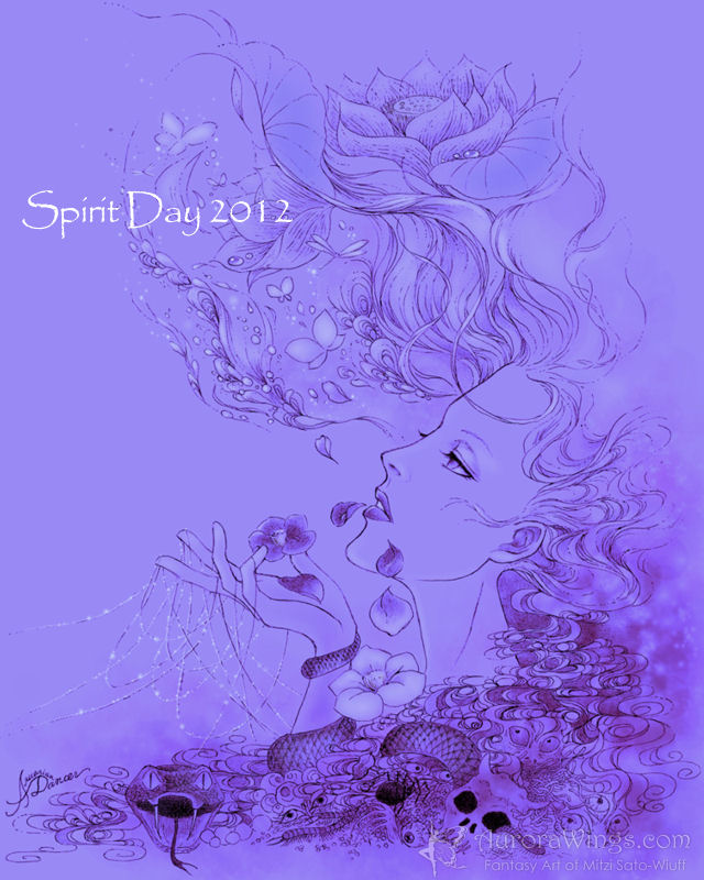 Samsara - Spirit Day 2012 by aruarian-dancer
