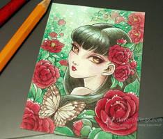 Red Camellia Spirit