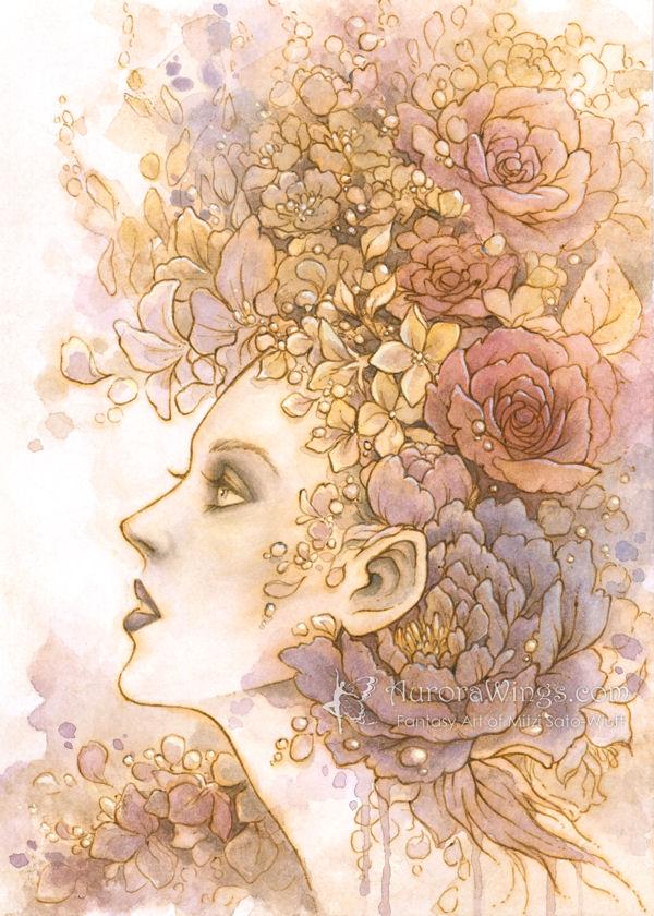 Flora by aruarian-dancer