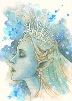 Frozen Heart by aruarian-dancer