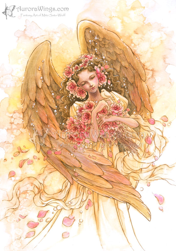 Leanne's Angel by aruarian-dancer