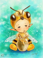 Honey Bee Sprite