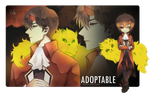 [Closed] Adoptable 14 by Nunaku