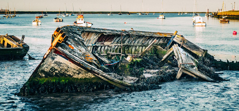 Land Ahoy by Samuel-Benjamin