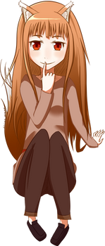 Horo - Spice and Wolf (#1)