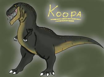 King Koopa On Supermariomovieart Deviantart