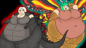 Kaiju Girls