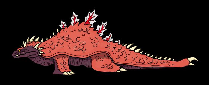 Godzilla Amphibia