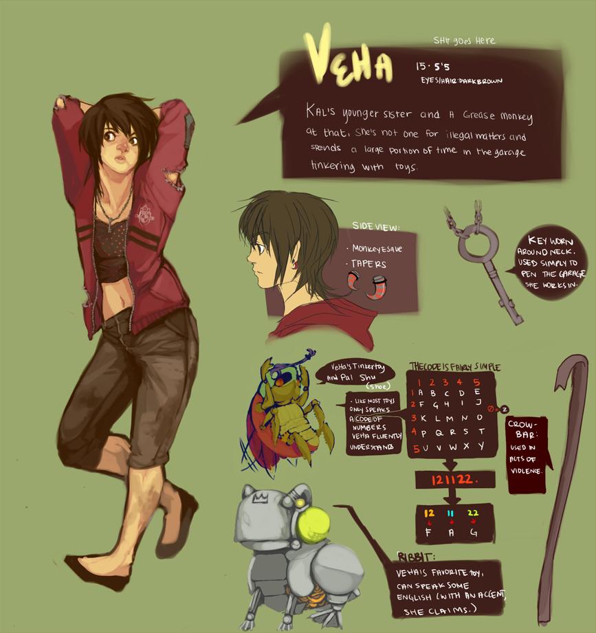 Veha Ref - KROY UNDERGROUND by Vvires