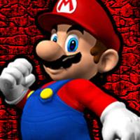 Mario Icon by Hippowdonplus