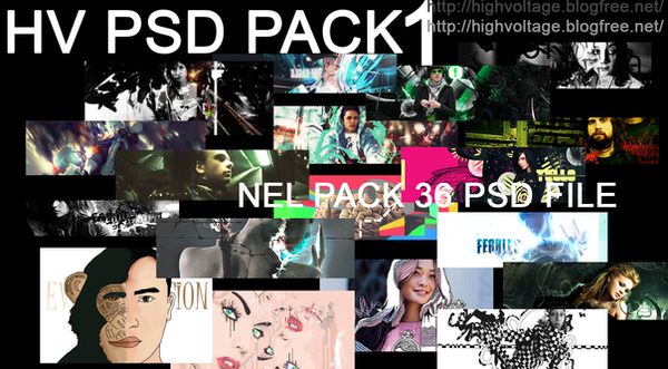 1-HV PSD PACK by HV-HighVoltage
