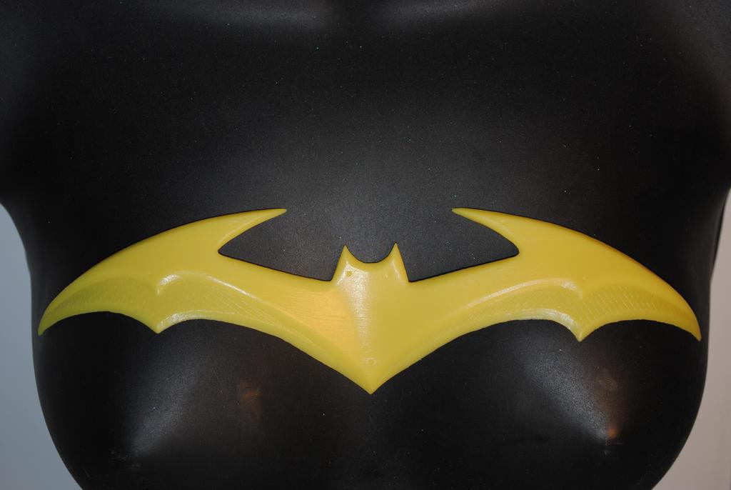 Batgirl Symbol Wallpaper Download