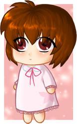 VERY Scary Chibi by KenshinJennings