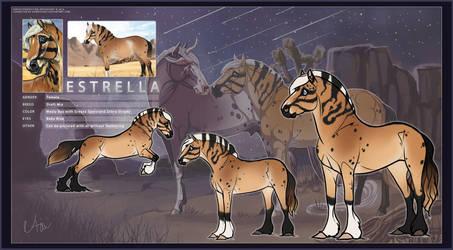 Estrella Reference by Kumoulogy