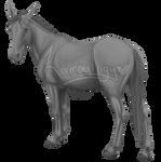 [p2u] mule greyscale base