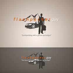 FlashPackerLogoDesign