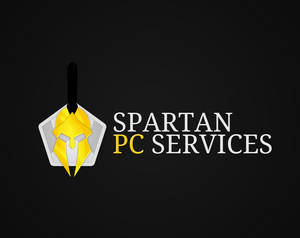 SpartanPCLogoDesign