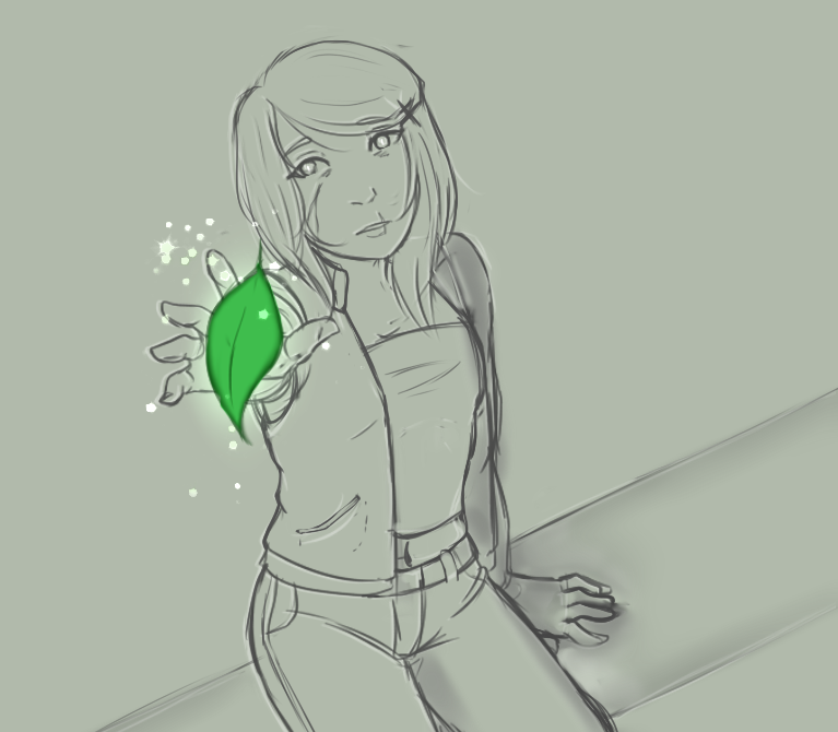 PMA :: leaf on the wind by mahoumii