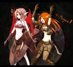 Katarina and Morgana