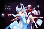 [LOL] Frozen Syndra~(Finish)