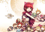 [LOL] Annie cover was finished~!