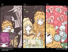 [LOL] growing up - EZ by beanbeancurd